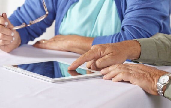 Zorgverleners slaan handen ineen voor 'COPD in de buurt
