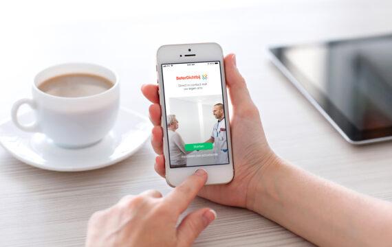 Nij Smellinghe van start met BeterDichtbij-app