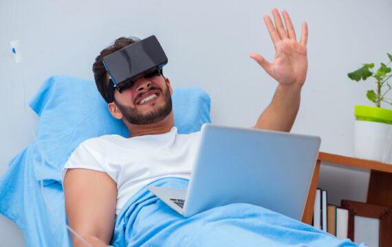 NeLL begint met Pre-View: VR-pilotstudie