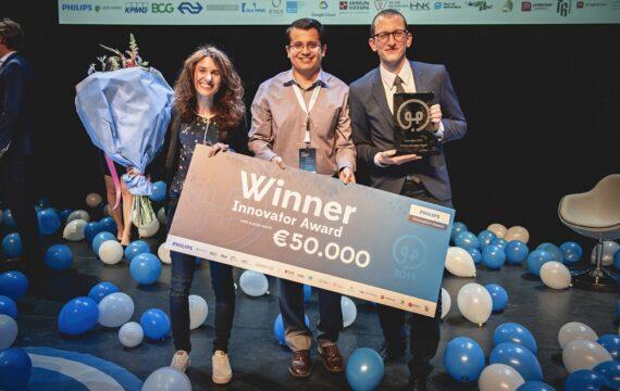 Start-up BI/OND wint Philips Innovation Award 2019