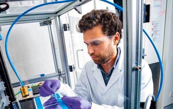 UMC Utrecht werkt aan 3D-printer voor biologische hartpleister