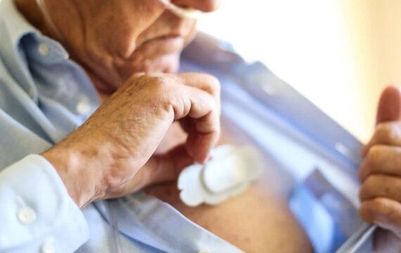 Meten waarden patiënten met wearables voorkomt gezondheidsprobleem