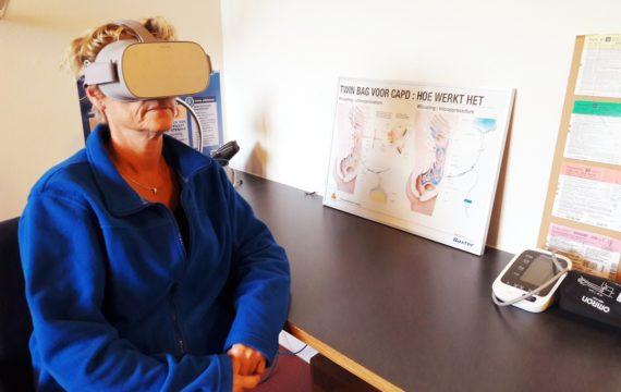 Deventer Ziekenhuis zet VR in bij voorlichting dialyse