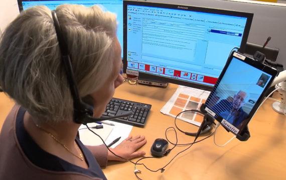 PFN, KBO-PCOB willen meer ruimte voor digitale zorg in de wijk