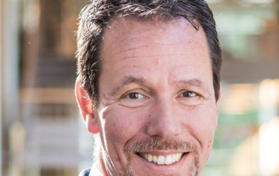 Mark Van Houdenhoven lid RvT Oogziekenhuis Rotterdam