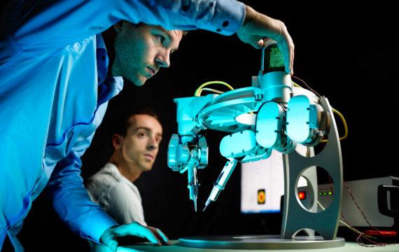 Chirurgische robot MUSA van Microsure krijgt CE-markering