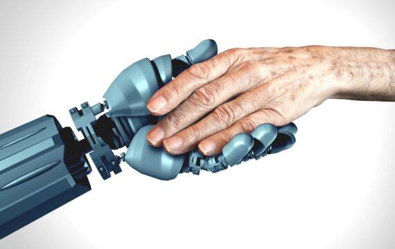 'Op zorgreis met een sociale robot'