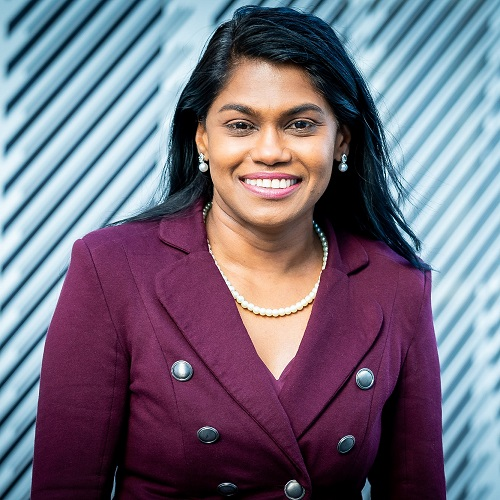 Kavita, wethouder, Den Haaf, ICT&health