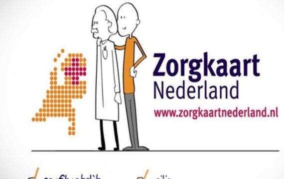 ZorgkaartNederland publiceert in december top 2019