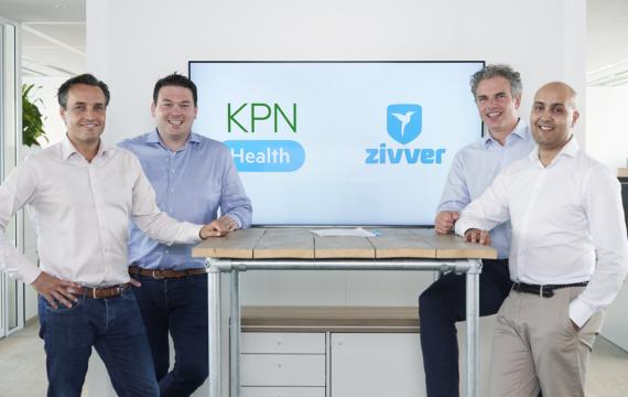 KPN Health breidt e-mailplatform uit met Zivver