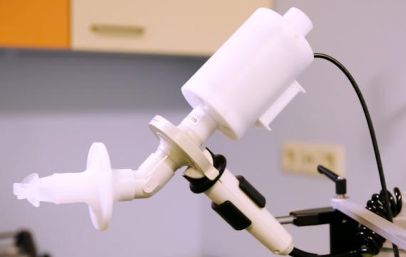 Ademanalyse met e-nose voorspelt nut immuuntherapie