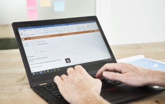 Vinood Mangroelal, KPN Health:  'Menselijke factor moet voorop staan  bij veilig mailen'