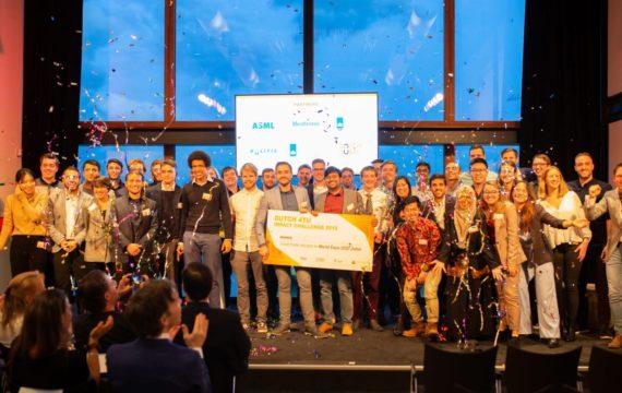 ECsens wint 4TU Impact Challenge