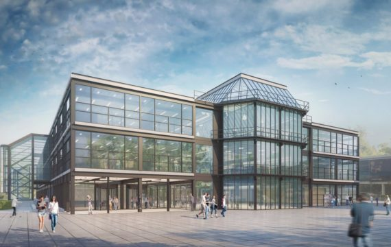 Koning Willem-Alexander opent TechMed Centre UT