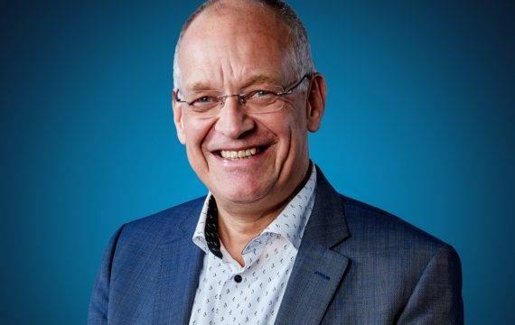 Erik Gerristsen, secretaris-generaal van het ministerie van Volksgezondheid, Welzijn en Sport.