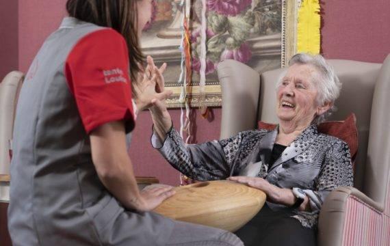 Voor tanteLouise is toekomst in ouderenzorg al lang begonnen