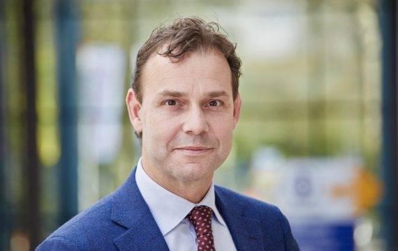 Maurice van den Bosch, OLVG:  'Ziekenhuizen en zorgprofessionals moeten leidinggevend zijn in innovatie'
