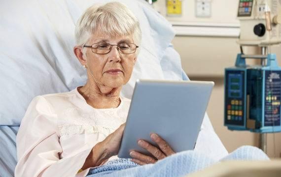 e-Health draagt bij aan gezond ouder worden