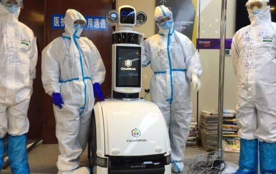 Digitale zorg, zorg, e-health, robotica, ICT&health, China, innovatie