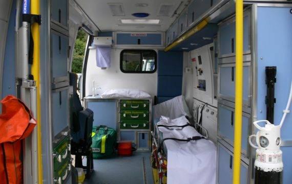 Live monitoring SEH-drukte Ziekenhuizen Noord-Nederland