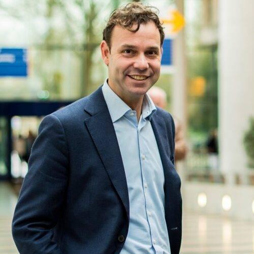 OLVG, ehealth, digitale zorg, Maurice van den Bosch, ICT&health