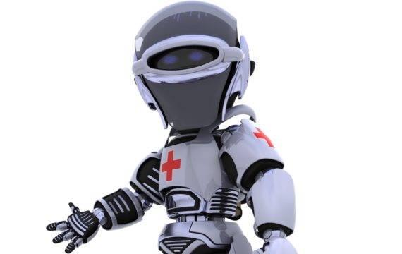 Mantelzorg op afstand door zorgrobot Guardian
