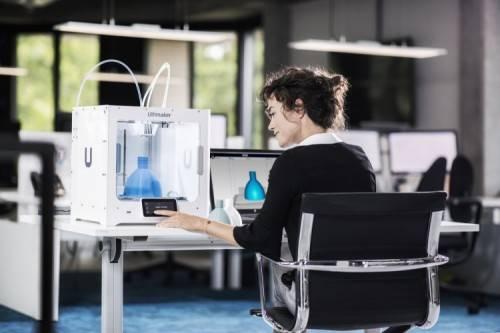 Ultimaker wil ziekenhuizen met 3D-printing ondersteunen