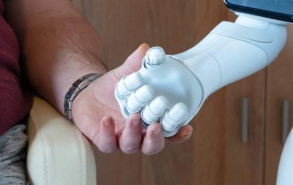 Langere pilot brengt nieuwe inzichten Robot Phi vergroot zelfstandigheid cliënt