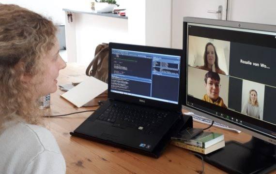 Coronacrisis versnelt digitalisering Psychologische zorg Helen Dowling Instituut online verder