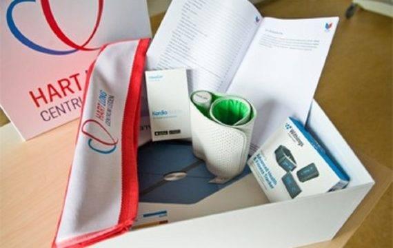 Thuismonitoring hartpatiënt net zo effectief als reguliere zorg