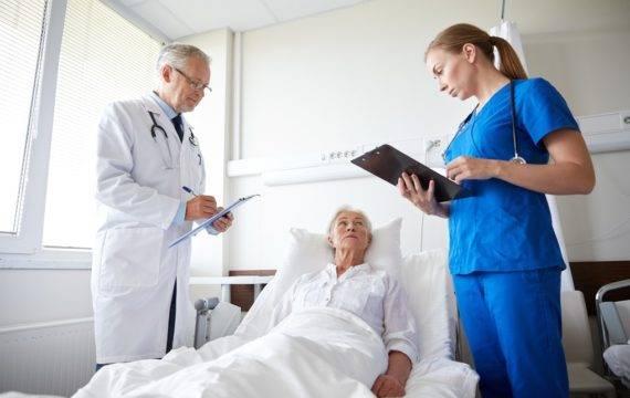 Stijging van het aantal verwijzingen naar ziekenhuizen