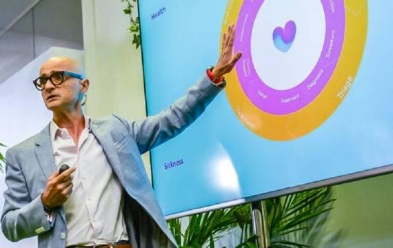 Ali Parsa: 'Oude zorgmethoden hebben ons in de steek gelaten'