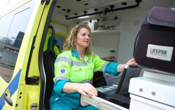 Patiëntgegevens vanuit ambulance rechtstreeks naar EPD