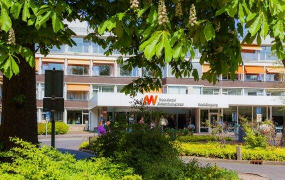 Digitale overdracht patiëntgegevens in Noord Holland