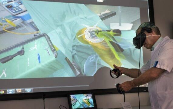 3D VR maakt meer gerichte longoperaties mogelijk