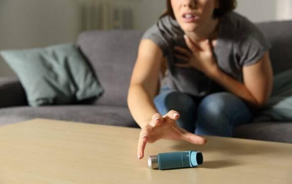 Betere astma controle bij kinderen dankzij Luchtbrug