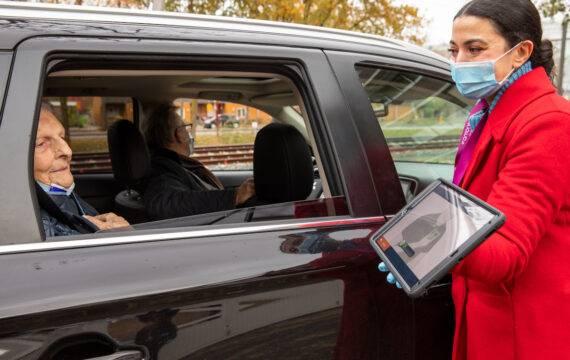 St. Antonius opent hartzorg 'drive through'