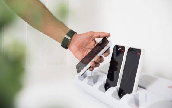 Zorgsmartphones: informatie versus privacy, hoe regel je het?