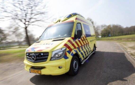 Ambulances veiliger door het verkeer met Talking Traffic