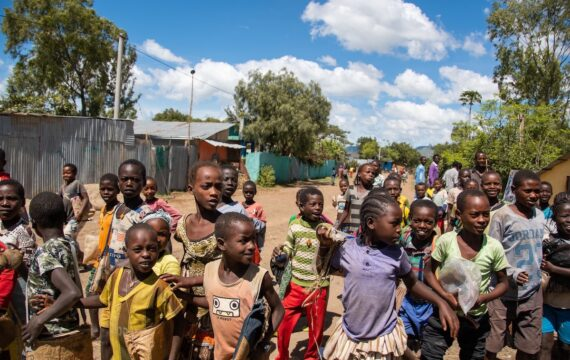 IMPALA verbetert kindergeneeskunde in LRS-landen