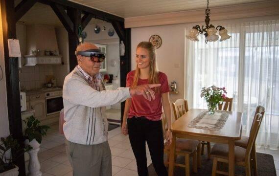 Nieuw AR-spel helpt bij behandeling na beroerte