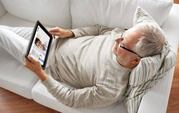 Moderne technologie steeds vaker gebruikt voor gezondheid