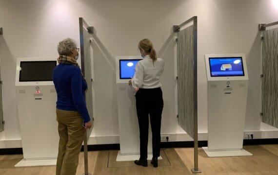 MCL Harlingen en Leeuwarden gestart met digitaal aanmelden