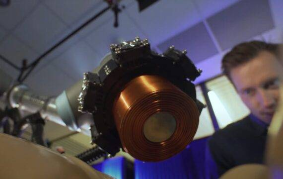 Magnetische aandrijving moet robotchirurgie verbeteren