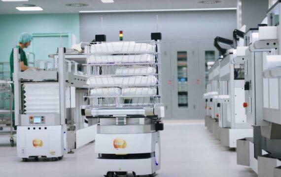 Innovatieve gerobotiseerde sterilisatie afdeling UMC Utrecht