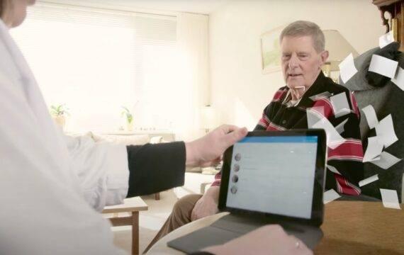 Systeem voor digitale medicatieveiligheid bij De Waerden