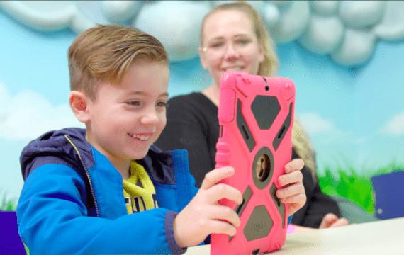 App helpt kinderen om te gaan met stoma