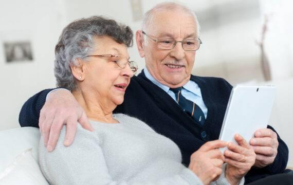 Serious game voor hulp bij bewust ouder worden