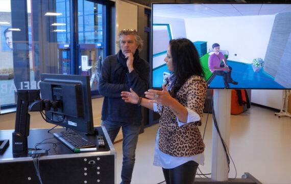 VR helpt zorgmedewerkers in kritieke situaties