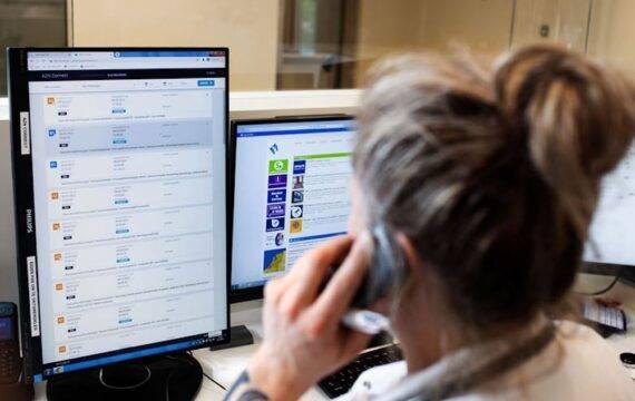 Digitale verwijzing SEH-patiënten in Groningen